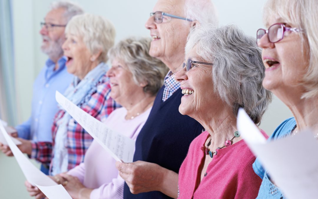 Choosing Music for Care Homes